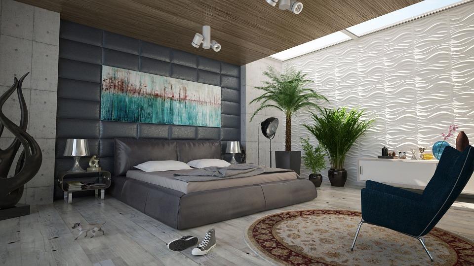Décoration chambre à coucher