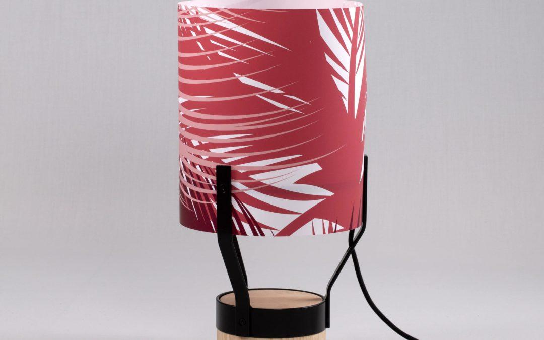 Une lampe aux finitions personnalisables pour vos envies d'authenticité