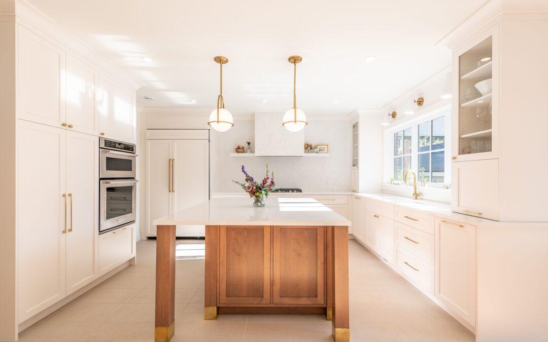 Idée déco pour une cuisine minimaliste