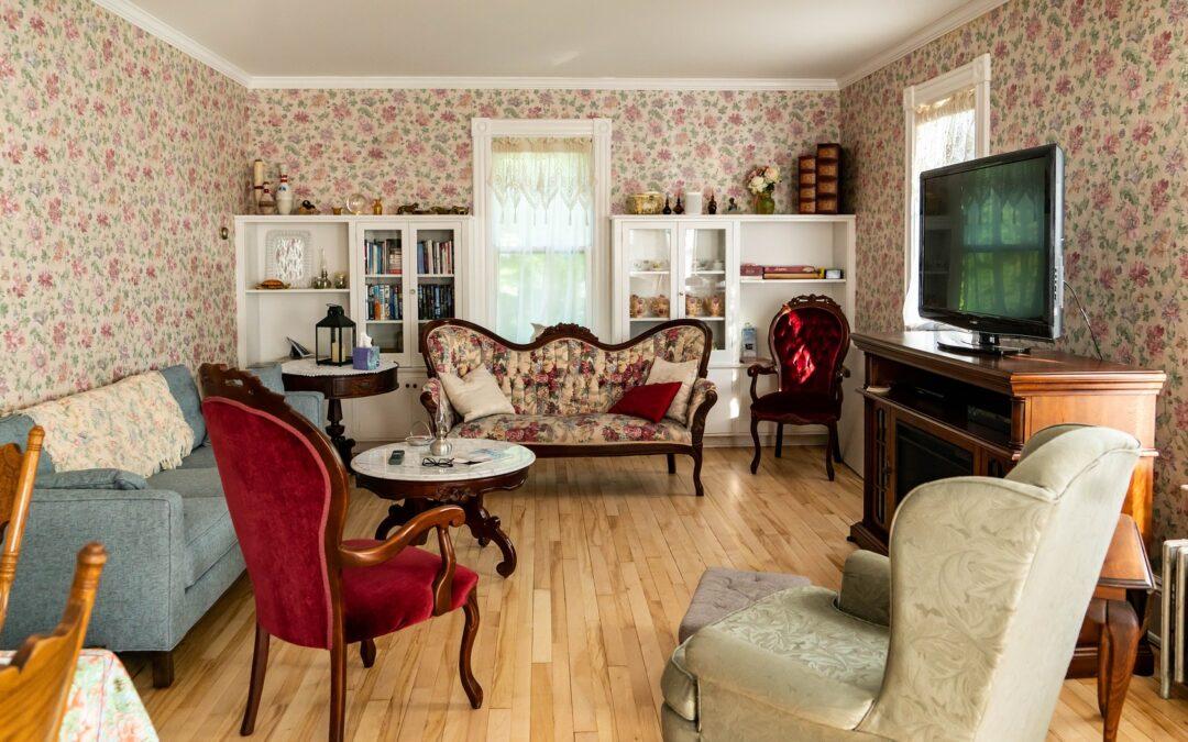Une déco vintage pour un intérieur plus chic