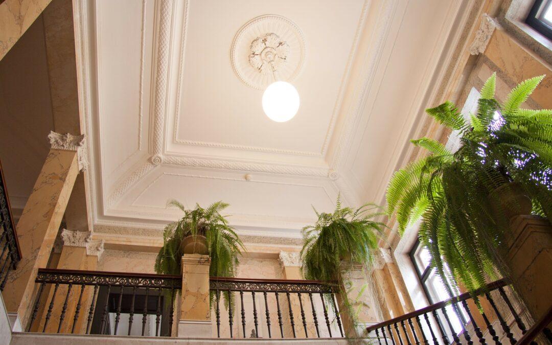 Les solutions pour abaisser un plafond trop haut